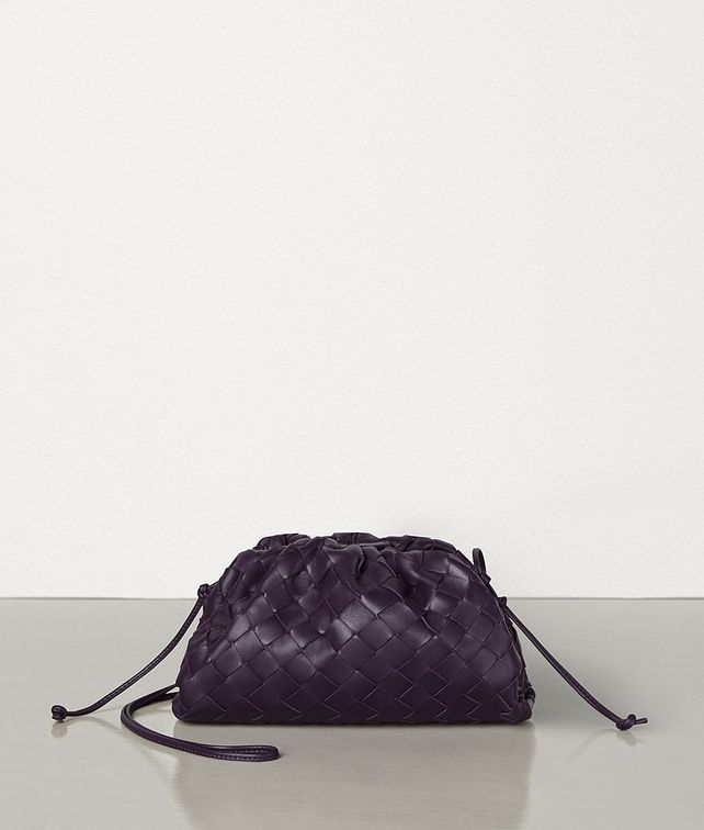 BOTTEGA VENETA THE POUCH 20 IN INTRECCIATO NAPPA Mini Bag and Pouche [*** pickupInStoreShipping_info ***] fp