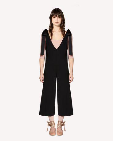 REDValentino SR0KRA044NT 0NO Jumpsuit Woman f