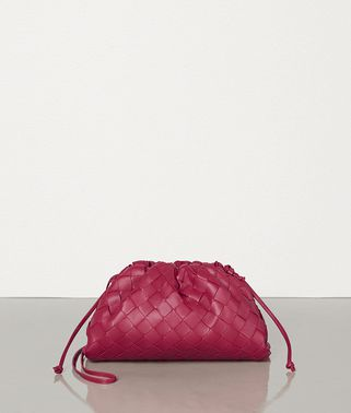 THE POUCH 20 IN MAXI INTRECCIO
