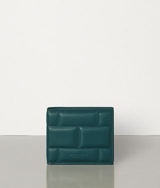 BILLFOLD WALLET IN PADDED NAPPA
