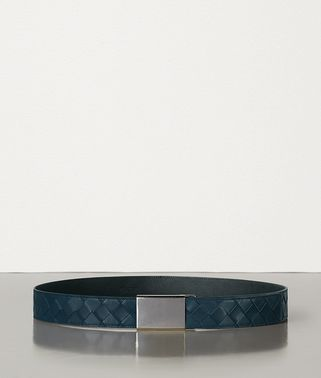 BELT IN INTRECCIATO FRENCH CALFSKIN