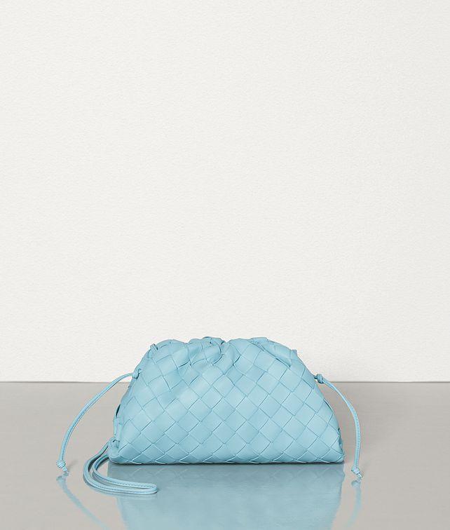 BOTTEGA VENETA THE POUCH 20 IN MAXI INTRECCIO Mini Bag and Pouche Woman fp