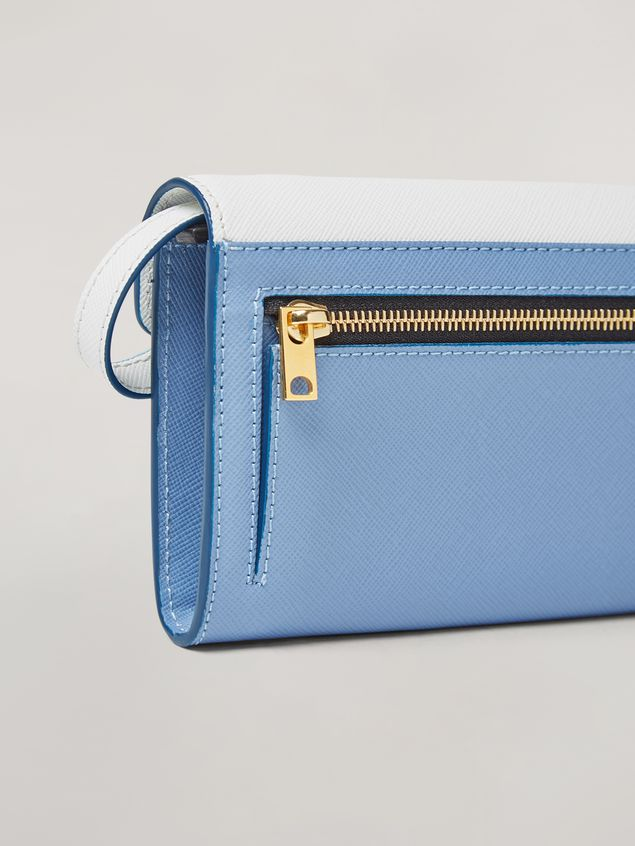 Marni Saffiano leather bellows wallet Woman - 4