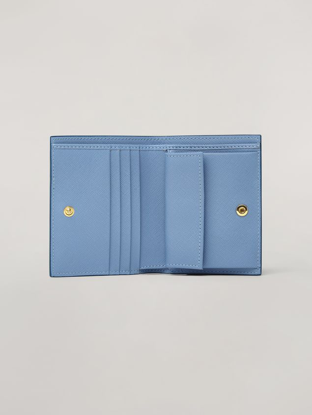 Marni Saffiano leather bi-fold wallet Woman - 2
