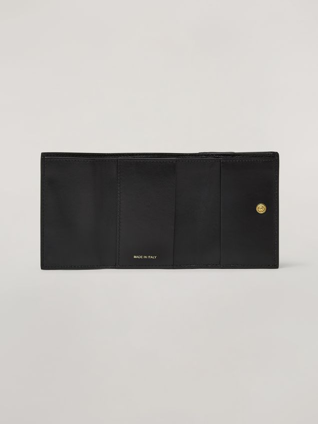 Marni Saffiano leather tri-fold wallet Woman - 2