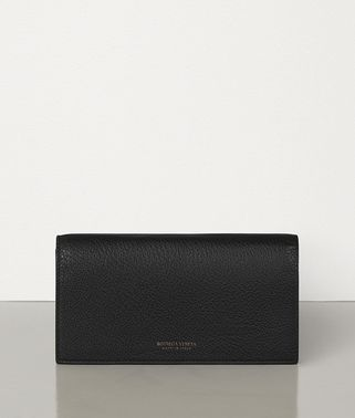CONTINENTAL WALLET IN GRAINY CALFSKIN