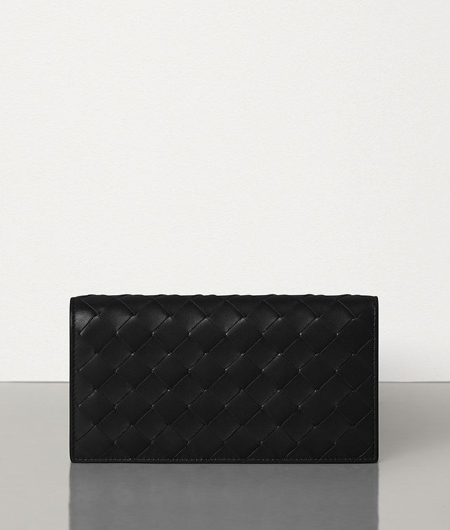 BOTTEGA VENETA CONTINENTAL WALLET Large Wallet Woman fp