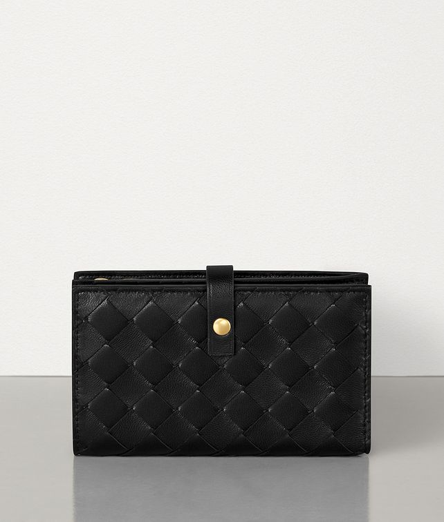 BOTTEGA VENETA FRENCH WALLET Large Wallet [*** pickupInStoreShippingNotGuaranteed_info ***] fp