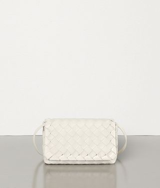 MINI CROSSBODY IN INTRECCIATO NAPPA