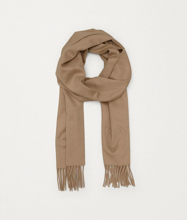BOTTEGA VENETA SCARF IN CASHMERE Scarves, Gloves & Others Man fp