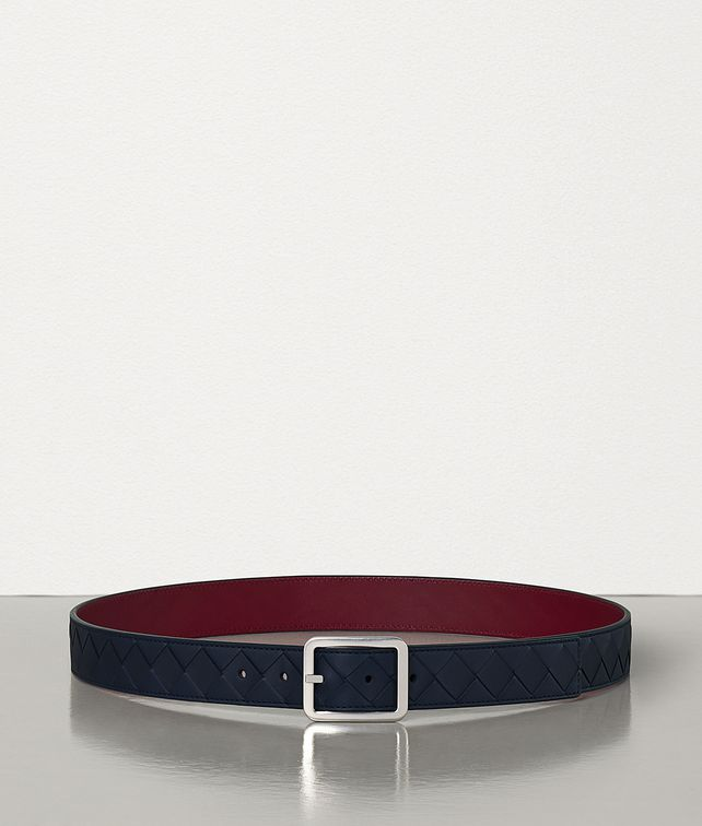 BOTTEGA VENETA REVERSIBLE BELT Belt Woman fp