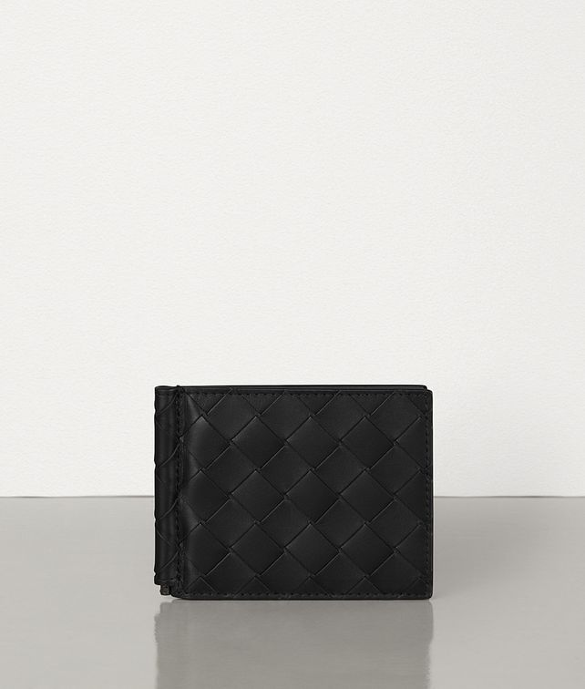BOTTEGA VENETA BI-FOLD WALLET WITH MONEY CLIP Small Wallet Woman fp