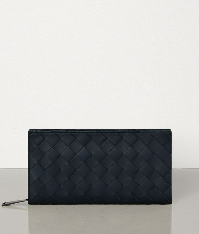 BOTTEGA VENETA ZIP AROUND WALLET Large Wallet Woman fp