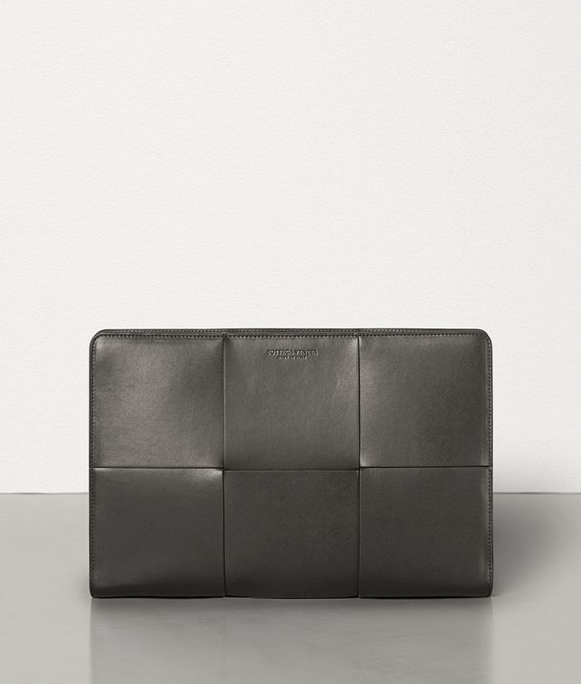 BOTTEGA VENETA DOCUMENT CASE IN CALFSKIN Document case Man fp