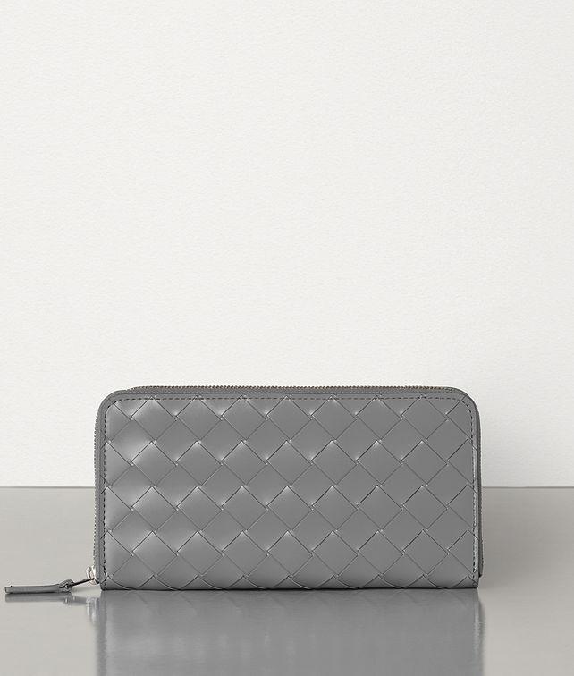 BOTTEGA VENETA ZIP-AROUND WALLET Large Wallet Woman fp