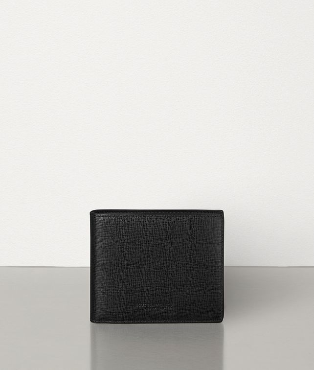 BOTTEGA VENETA BILLFOLD WALLET IN PRINTED CALFSKIN Small Wallet Man fp