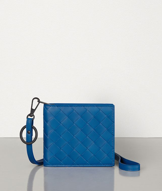 BOTTEGA VENETA ZIP AROUND WALLET Small Wallet Woman fp