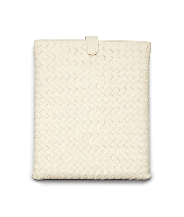 BOTTEGA VENETA IPAD CASE IN ANTIQUE INTRECCIATO NAPPA Other Leather Accessory E fp