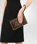 BOTTEGA VENETA DARK BRONZE KARUNG BILETTO Other Leather Accessory E ap