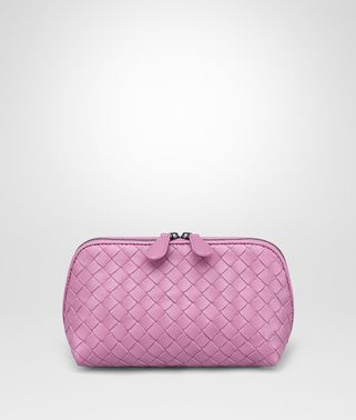 BEAUTY CASE IN INTRECCIATO NAPPA TWILIGHT