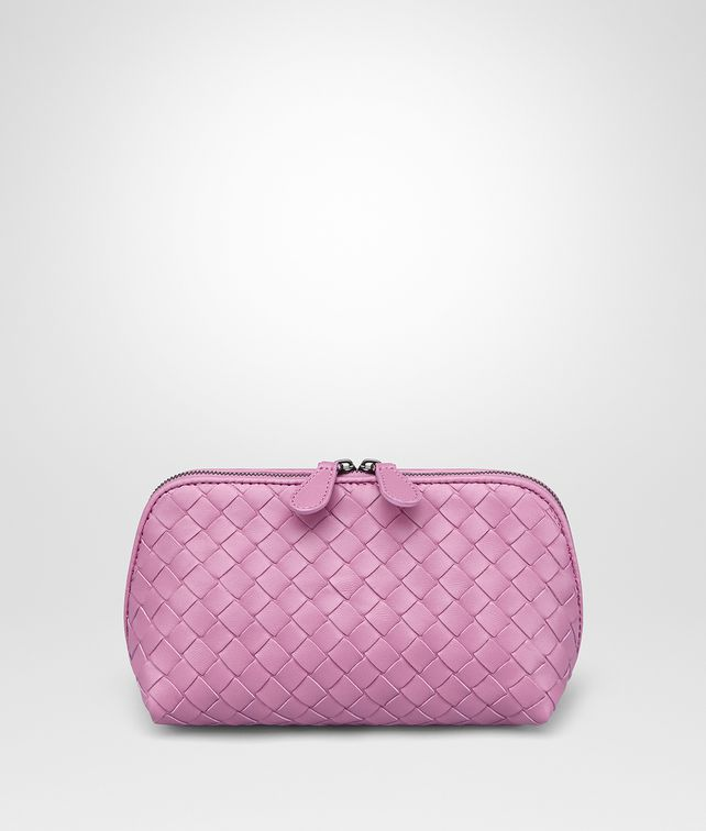 BOTTEGA VENETA TWILIGHT INTRECCIATO NAPPA COSMETIC CASE Other Leather Accessory [*** pickupInStoreShipping_info ***] fp