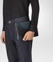 BOTTEGA VENETA DENIM INTRECCIATO NAPPA GALAXY POUCH Other Leather Accessory E ap