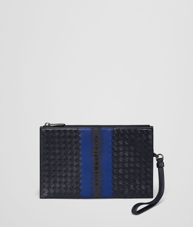 BOTTEGA VENETA TOURMALINE INTRECCIATO NAPPA MULTI-FUNCTIONAL CASE Other Leather Accessory Man fp
