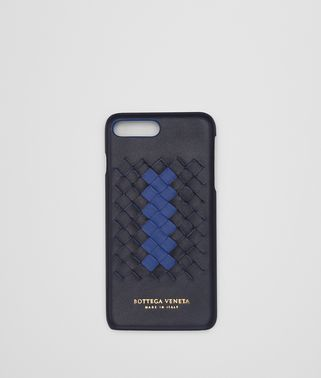 TOURMALINE INTRECCIATO LAMB CLUB IPHONE 7 PLUS CASE