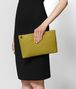 BOTTEGA VENETA CHAMOMILE INTRECCIATO NAPPA LARGE BILETTO Other Leather Accessory E lp