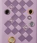 BOTTEGA VENETA PARME LILAC INTRECCIATO PALIO IPHONE 7 CASE Tech Accessory E ap