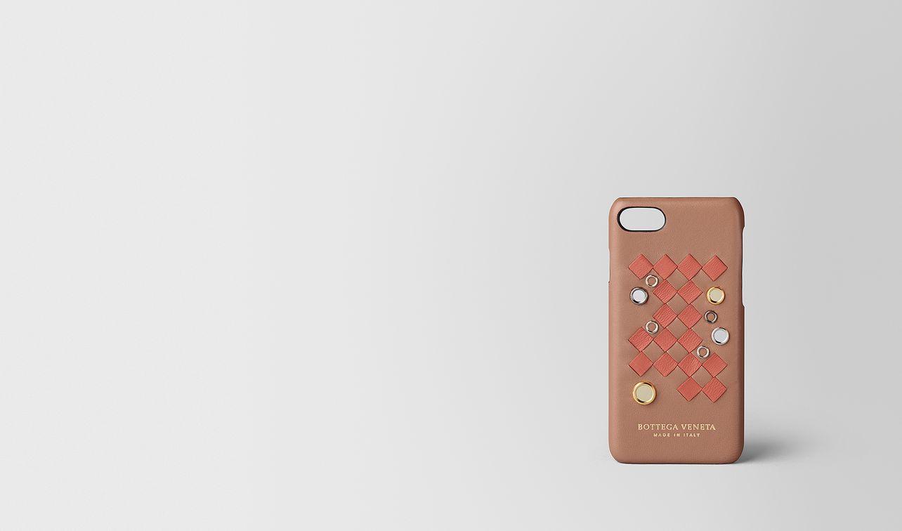 dahlia hibiscus intrecciato palio iphone 7 case landing