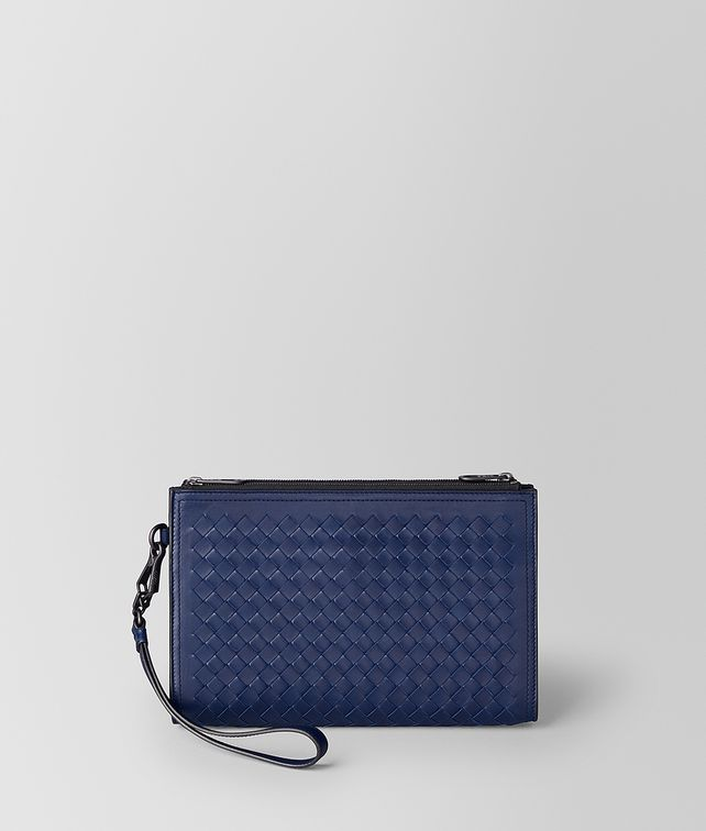 BOTTEGA VENETA ATLANTIC INTRECCIATO CALF MULTI-FUNCTIONAL CASE Other Leather Accessory Man fp