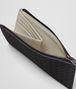 BOTTEGA VENETA NERO/CEMENT INTRECCIATO NAPPA MULTI-FUNCTIONAL CASE Other Leather Accessory Man dp