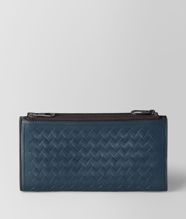 BOTTEGA VENETA DENIM INTRECCIATO CALF MULTI-FUNCTIONAL CASE Other Accessories [*** pickupInStoreShippingNotGuaranteed_info ***] fp