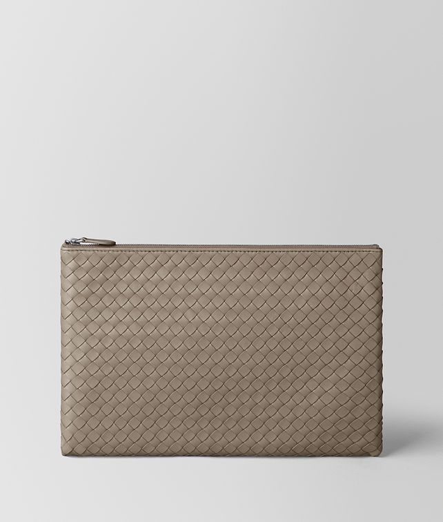 BOTTEGA VENETA LIMESTONE INTRECCIATO NAPPA BILETTO Other Leather Accessory E fp