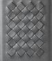 antique silver intrecciato nappa high-tech case Front Detail Portrait