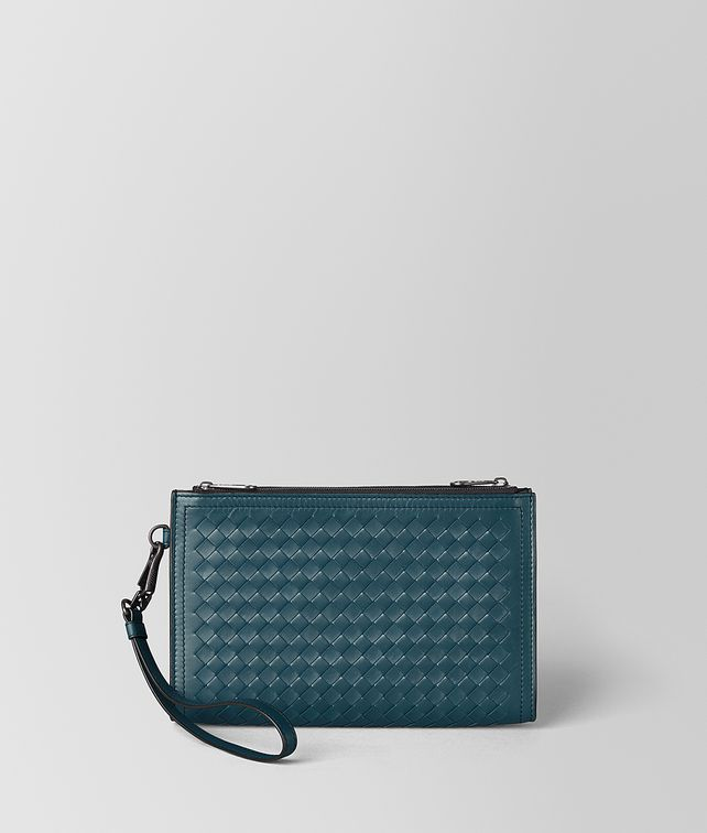 BOTTEGA VENETA MULTI-FUNCTIONAL CASE IN LEGGERO INTRECCIATO Other Leather Accessory [*** pickupInStoreShippingNotGuaranteed_info ***] fp