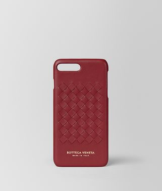 HIGH-TECH CASE IN INTRECCIATO NAPPA