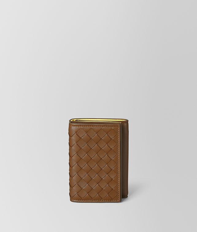 BOTTEGA VENETA TRIFOLD IN NAPPA BICOLOUR Other Leather Accessory [*** pickupInStoreShippingNotGuaranteed_info ***] fp