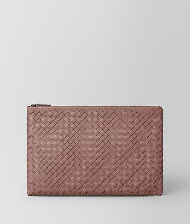 BOTTEGA VENETA BILETTO IN INTRECCIATO NAPPA Pouch and case E fp