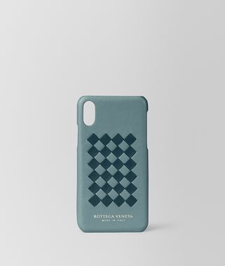 HIGH-TECH CASE IN INTRECCIATO CHEQUER