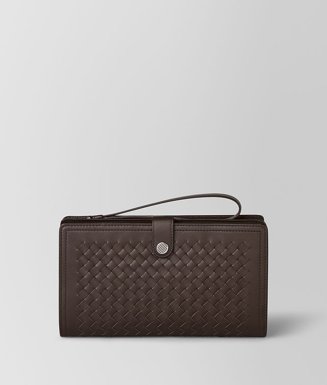 BOTTEGA VENETA MULTI-FUNCTIONAL CASE IN INTRECCIATO VN Pouch [*** pickupInStoreShippingNotGuaranteed_info ***] fp
