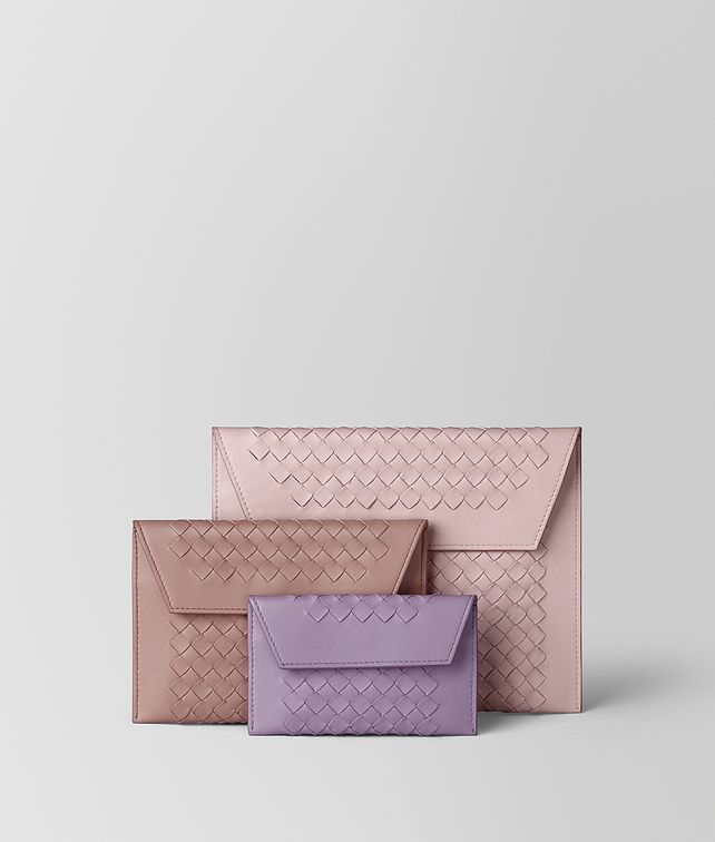 BOTTEGA VENETA MULTIPOUCH IN INTRECCIATO NAPPA Pouch and case E fp