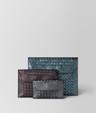 SET DI POCHETTE IN NAPPA