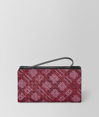 MULTIFUNCTIONAL CASE IN TARTAN DOTS