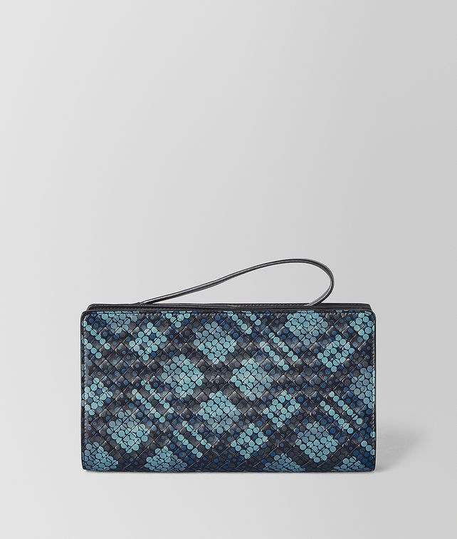 BOTTEGA VENETA MULTIFUNCTIONAL CASE IN TARTAN DOTS Pouch and case [*** pickupInStoreShippingNotGuaranteed_info ***] fp
