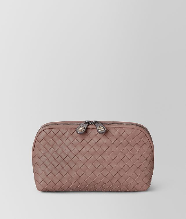 BOTTEGA VENETA COSMETIC CASE IN INTRECCIATO NAPPA Other Leather Accessory [*** pickupInStoreShipping_info ***] fp