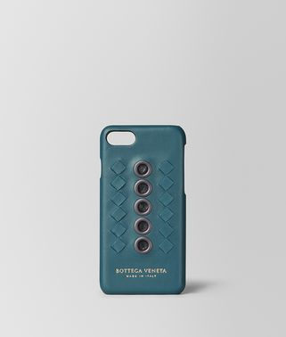 HI-TECH CASE IN NAPPA EYELETS