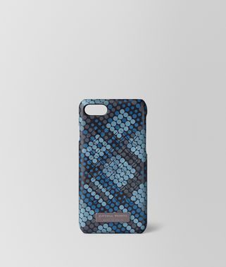HI-TECH CASE IN TARTAN DOTS