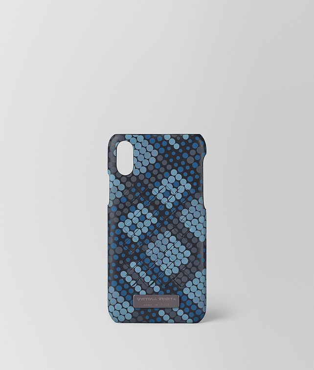 BOTTEGA VENETA HI-TECH CASE IN TARTAN DOTS Tech Accessory [*** pickupInStoreShippingNotGuaranteed_info ***] fp